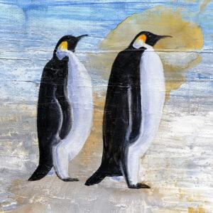 2 Desert Penguins