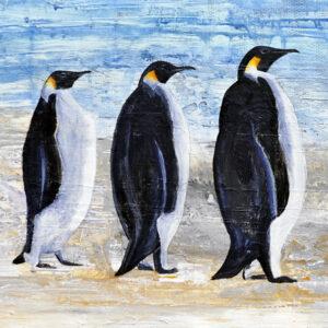 Desert Penguins