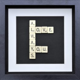 Scrabble Artwork
