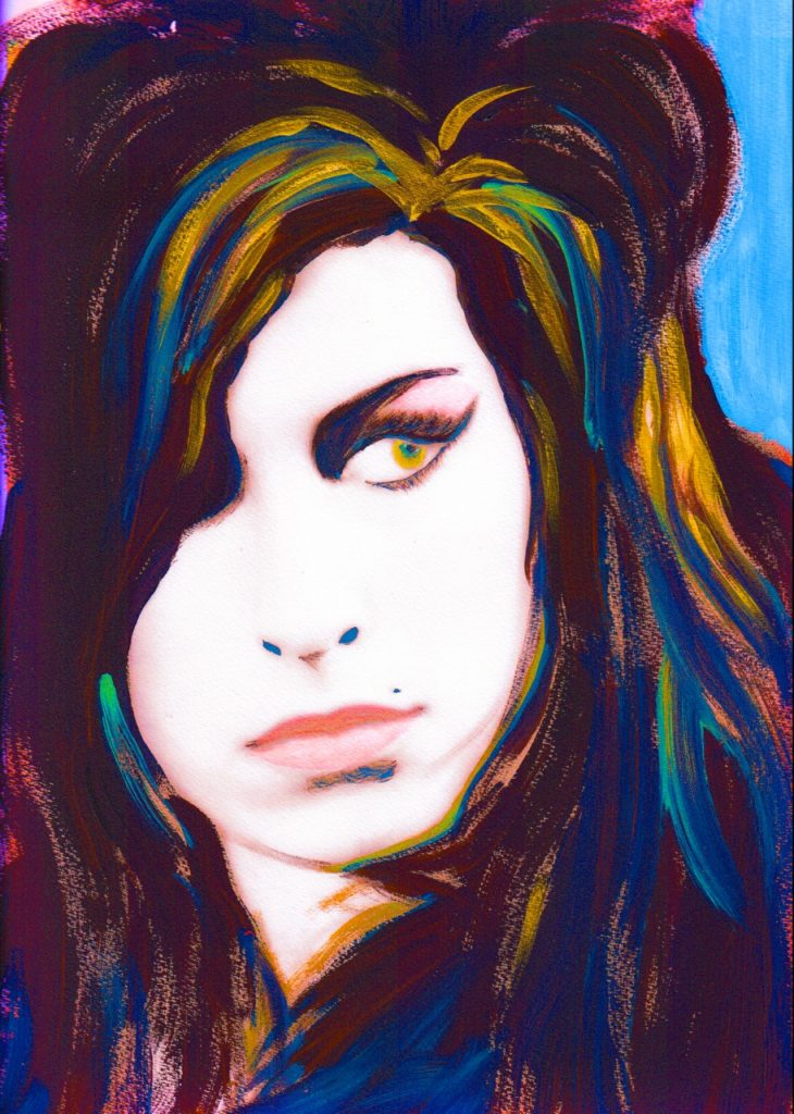 Saturated Amy