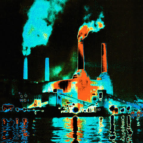 Battersea Abstract Painting